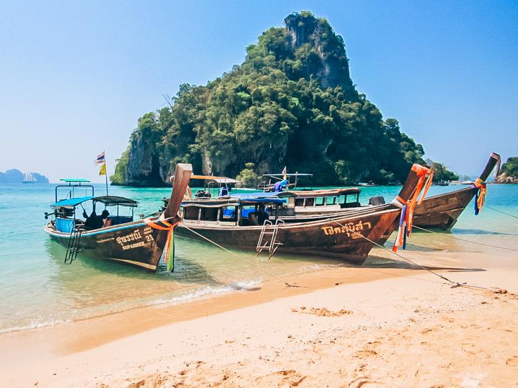 Thailand Hong Island beach
