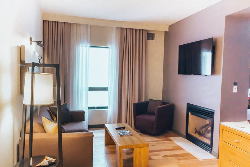 Andaz Napa Loft room
