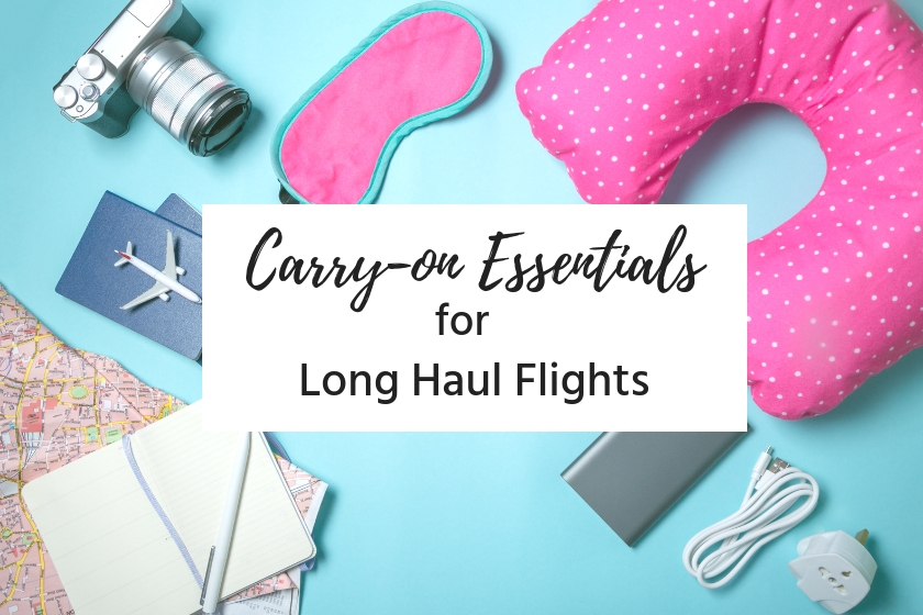 carry on long light essentials