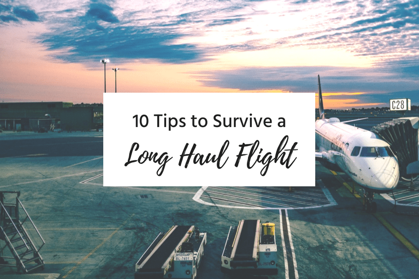 10 hour flight tips