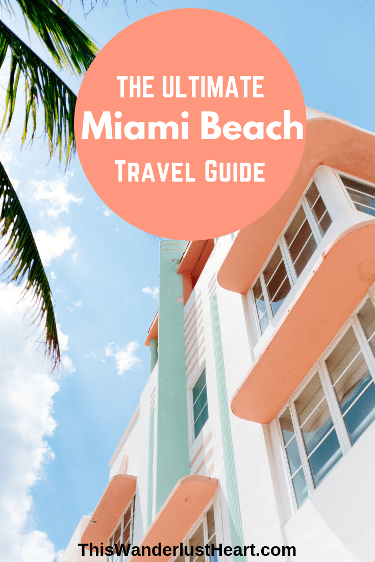 Miami beach things to do