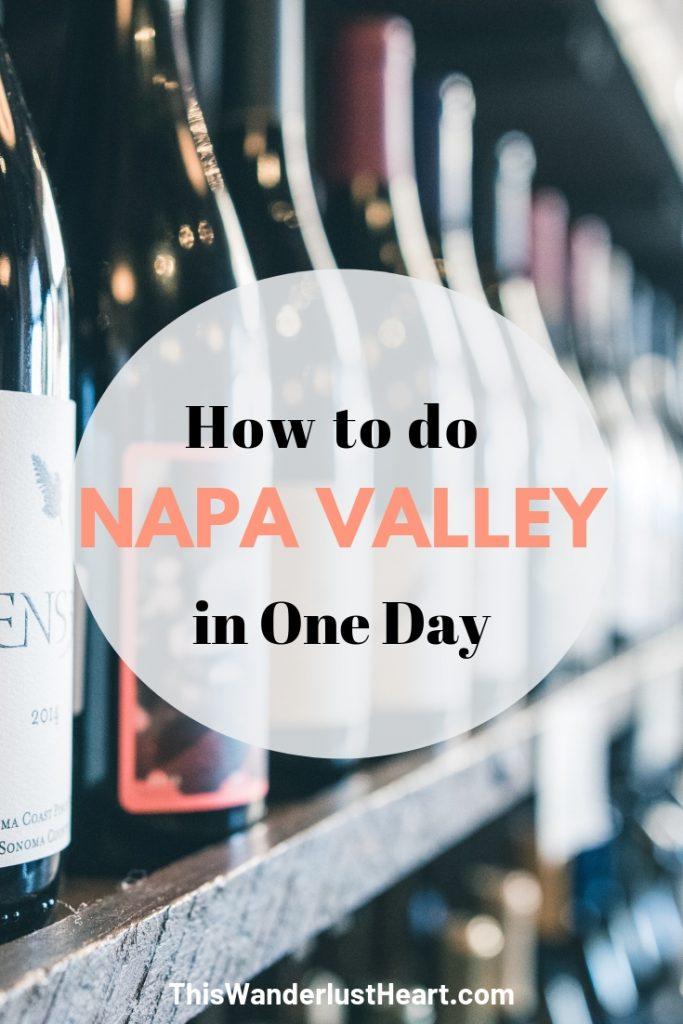 Napa Valley Top Wineries